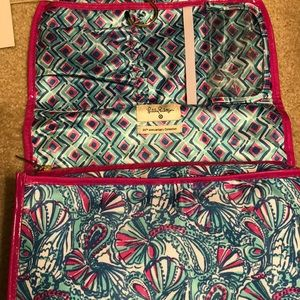Lilly Pulitzer for Target Bags - Lilly Pulitzer for Target cosmetic travel case